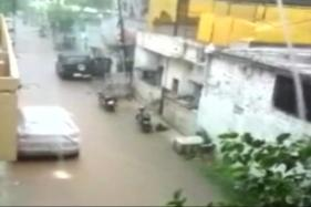 Seven Killed in Rain-related Incidents in Hyderabad