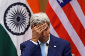 John Kerry's Visit to Religious Sites Cancelled After Heavy Rains