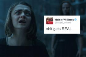 Maisie Williams Reacting to the GoT Season 7 Script is Making Us All Anxious