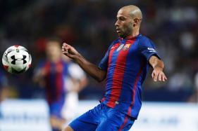 Ter Stegen, Mascherano Join Barcelona for Bilbao Tie