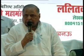SP Chief Mulayam Singh Regrets Ayodhya Firing, But Calls It 'Necessary'