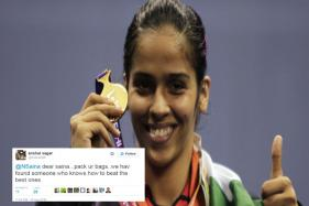 Saina Nehwal Tweets Dignified Response To Her Troll, Gets An Apology