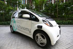 Driverless Taxi Firm nuTonomy Eyes Operations in 10 Cities by 2020