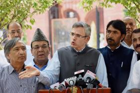 Kashmir Unrest Result of Govt's Mistakes, Can't Blame Pakistan: Omar