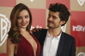 Orlando Bloom Warned Miranda Kerr About His Naked Images