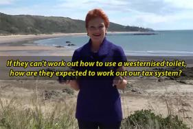 Stupid of the Day: Australian Politician Has a Problem with Indian-Style Toilets