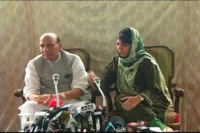 Watch: Rajnath Singh Reaches Out to Kashmiris During Two day Visit