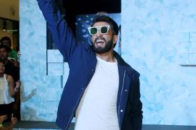 Ranveer Singh Reveals the Secret of His 'High Energy'