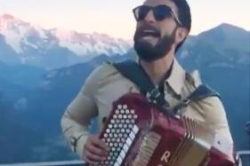 Ranveer Singh's Hilarious Rendition of Pardesi Pardesi Will Leave You in Splits