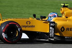 Best Qualifying Session of Year Gives Renault Hope