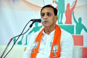 Gujarat CM Rupani Links ISIS Suspect to Ahmed Patel; Cong Trashes Claim