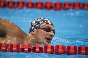 US Swimming Star Ryan Lochte Charged Over False Robbery Claim
