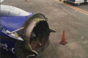 US Plane Makes Emergency Landing After Engine Blown Apart Mid-Air