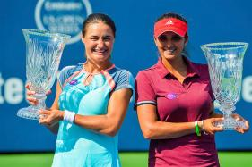 Sania Mirza Wins Connecticut Open Doubles Title Ahead of US Open