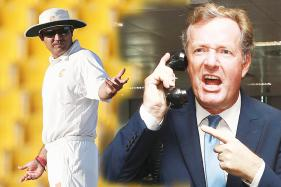 Virender Sehwag Shuts Piers Morgan Down for Mocking India's Olympic Celebration