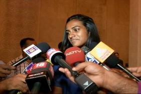 PV Sindhu Happy to Meet PM Narendra Modi