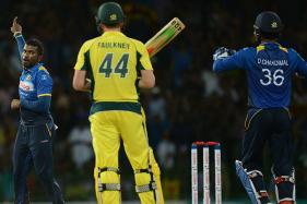 2nd ODI: Sri Lanka Level Series Despite Faulkner Hat-Trick