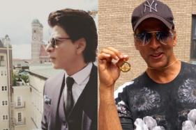SRK, Akshay Kumar in Forbes Top 10 Highest Paid Actors List