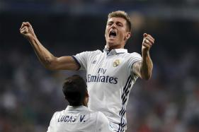 Toni Kroos Winner Rescues Real Madrid, Atletico Lose More Ground
