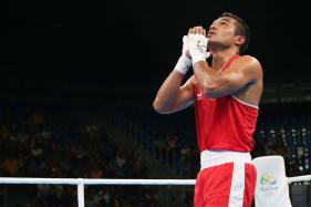 Vikas Krishnan Let Off With Warning for Asian Championships Forfeiture