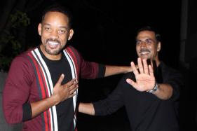 Will Smith Attends Akshay Kumar, Twinkle Khanna's Star-studded Bash
