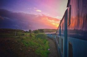 This Photo Series Captures The Beauty Of India Through The Window Seat Of A Train