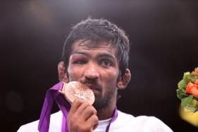 Yogeshwar Dutt's London Olympic Bronze May Be Upgraded to Silver