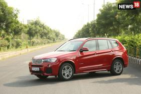 BMW X3 xDrive30d M-Sport Interiors Reviewed in 360-Degree Video