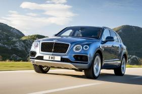 Bentley Bentayga Now Has a Diesel-Powered Sibling