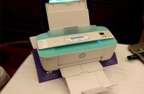 HP Introduces World's Smallest All-in-one Inkjet Printers
