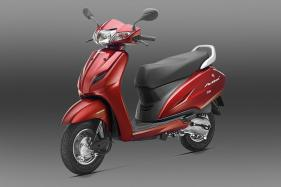 Honda Grazia Scooter Bookings to Begin on October 25