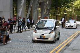 Grab Expands Self-Driving Car Trial in Singapore