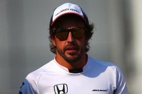 F1 Master Fernando Alonso Gears Up For Indy Run