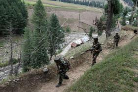Gunshots Heard Near LoC in Gurez in J&K