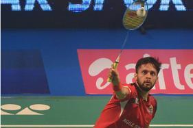 Parupalli Kashyap Crashes Out of China Masters Grand Prix Gold