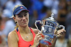 Angelique Kerber an Inspiration for WTA's Frustrated Bridesmaids