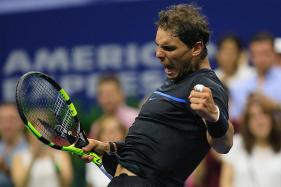Rafael Nadal Wins Mubadala Tennis Championships 2016
