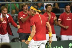 Davis Cup: Spain Win Doubles Tie Against India to Clinch World Group Spot