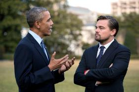 Barack Obama, Leonardo DiCaprio to Discuss Climate Change at White House Event