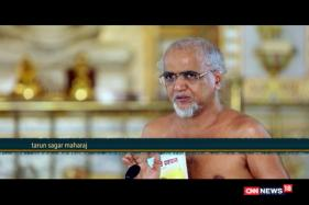 Watch: Off Centre With Monk Tarun Sagar