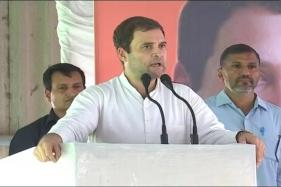 Rahul Gandhi Pledges Congress' Full Support to Modi Over Surgical Strikes