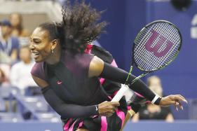 Serena Williams Shakes Out Rust to Advance in Auckland