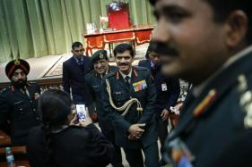 Indian Army Chief Arriving in J&K to Review Security Situation