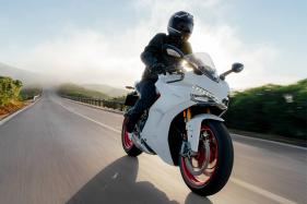 Ducati SuperSport Launched in India at Rs 12.08 Lakh