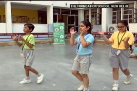 Watch: School Children urges For A Crackers and Pollution Free Diwali