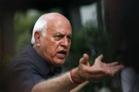 Farooq Abdullah Meets PM Modi, Presses For Dialogue in Kashmir