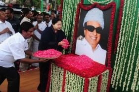 In Tamil Nadu, Where reality is Magical, Politicians are Always Larger Than Life