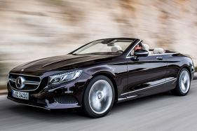 Mercedes-Benz S-Class Cabriolet & C-Class Cabriolet To Launch on November 9