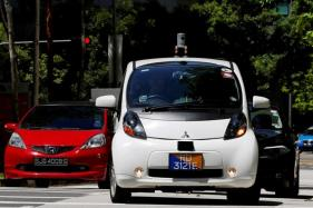 Driverless Car Collision in Singapore, No Injuries Reported