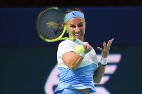 Svetlana Kuznetsova Into Last Eight, Keeps Singapore Hopes Alive